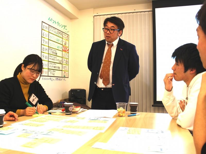 【開催レポート】けせんぬましごとカフェvol.4 in 仙台