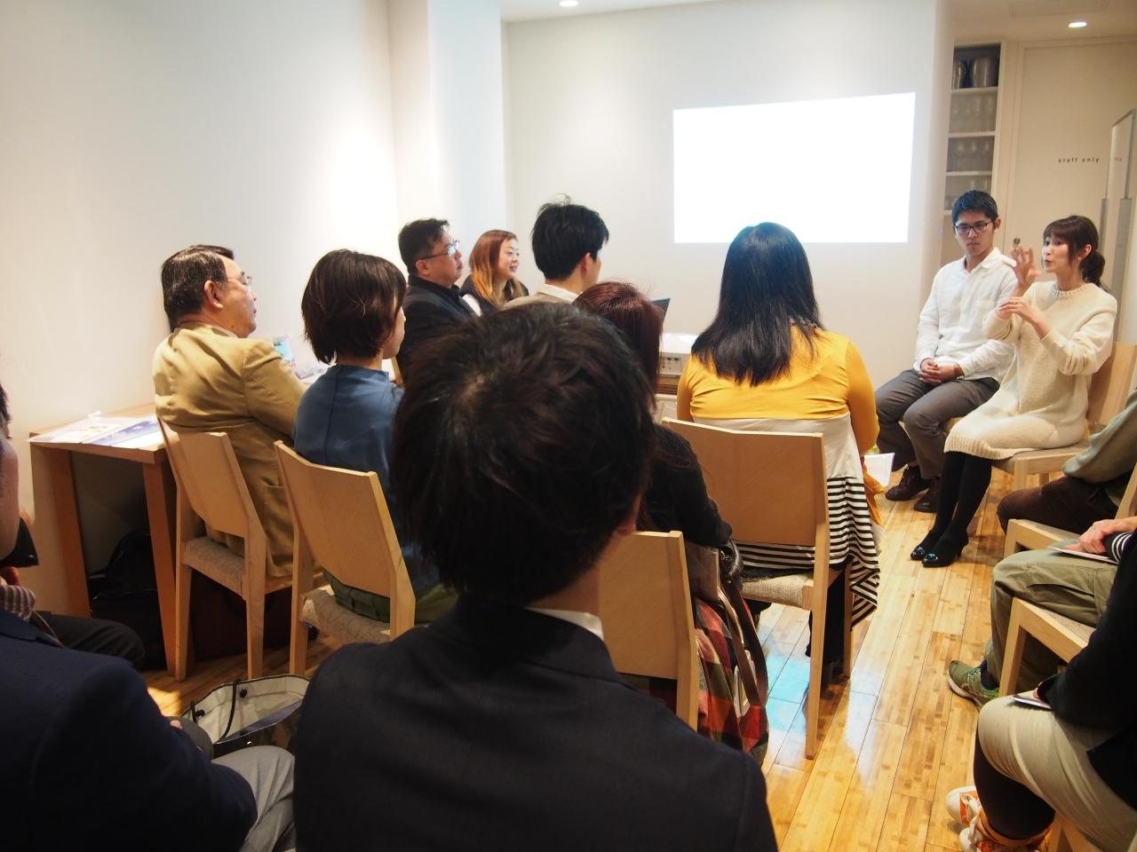 【開催レポート】東京のけせんぬま会「東京にいながら気仙沼のプロモーション」