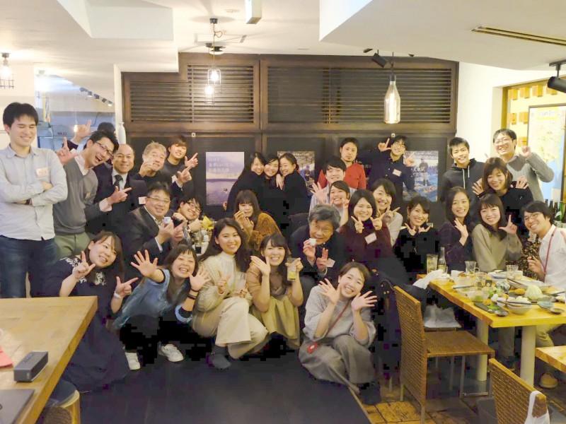 【開催レポート】東京のけせんぬま会〜友だちの友だちは友だち!〜